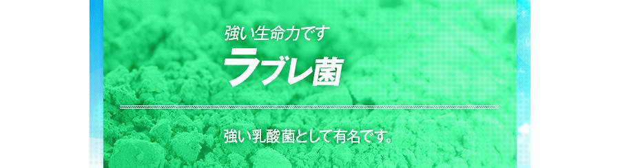 乳酸菌革命特徴1-4